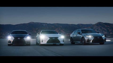 Lexus tvoria majstri Takumi