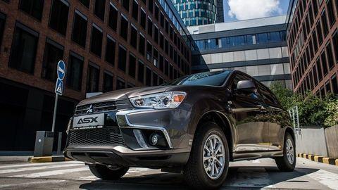 Mitsubishi uvádza limitovanú edíciu ASX Ryokõ