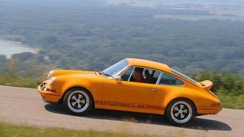 Za volantom Renaultu Mégane RS a Porsche 911 Lightspeed Classic