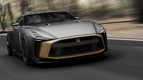 Nissan GT-R dostal taliansky dizajn a vyzerá výborne