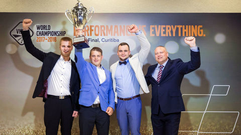 Vo finále VISTA zvíťazili Estónci
