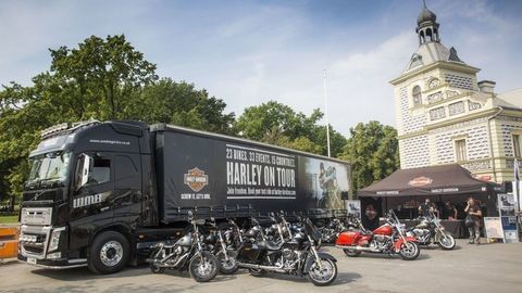 Happy Birthday, Harley-Davidson!