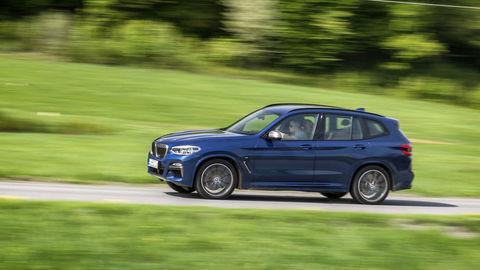 BMW X3 M40i, Volvo XC40 a Ford Fiesta ST