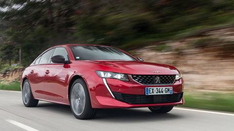 Peugeot 508: Parádne vyzerá aj jazdí...