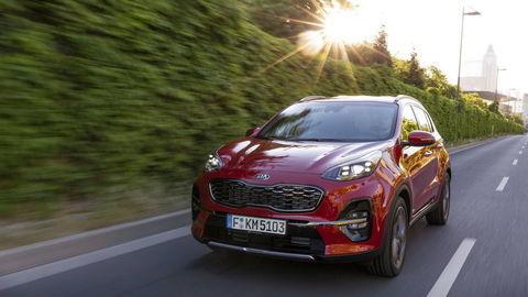 Kia Sportage: Bude to aj mild hybrid