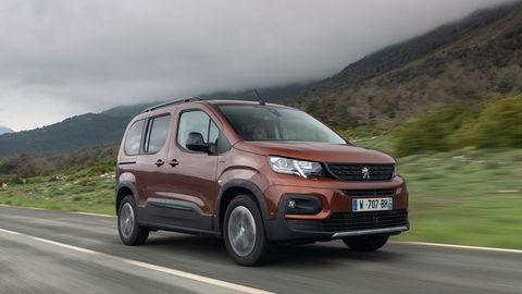 Peugeot Rifter: Niekto tu rozmýšľal