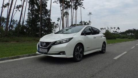 Test Nissan Leaf: Z Bratislavy do Banskej Bystrice bez dobíjania