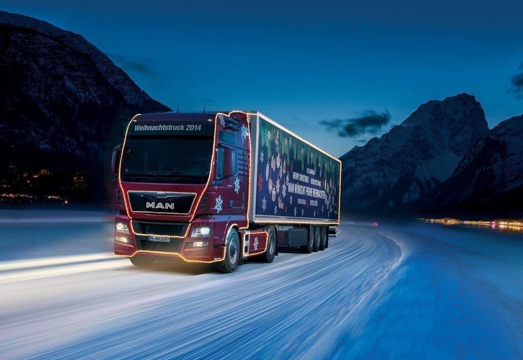 Content 8521 vianocny kamion man 1
