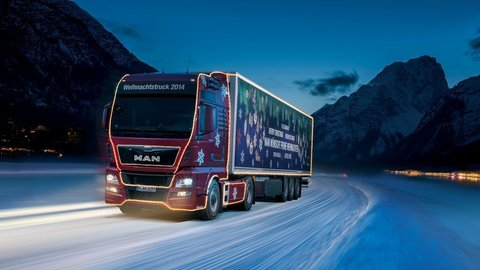 Vianočný kamión