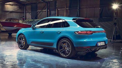 Porsche ukázalo vynovený Macan. Najväčšia zmena je vzadu