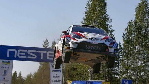 Vo Fínsku je Toyota doma, vyhral Ott Tänak
