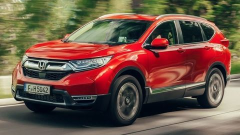 Nová Honda CR-V na Slovensku s cenou od 24 990 eur