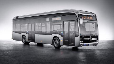 Elektrický mestský autobus eCitaro
