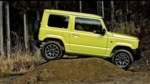 Suzuki výrazne rastie