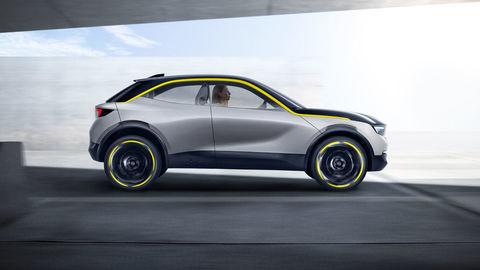 Opel peknou štúdiou odhalil svoju budúcnosť po roku 2020