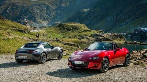 Výkonejšia Mazda MX-5 prichádza na Slovensko s cenou od 24 090 eur