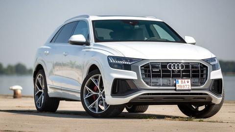 Audi Q8: Prekvapí šírkou, ale jazdí famózne