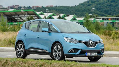 Renault Scenic 1.3 TCe: Diktát emisných predpisov