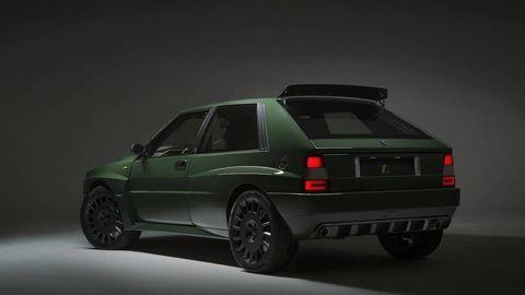 Lancia Delta Integrale sa vrátila ako exkluzivita za tristo tisíc