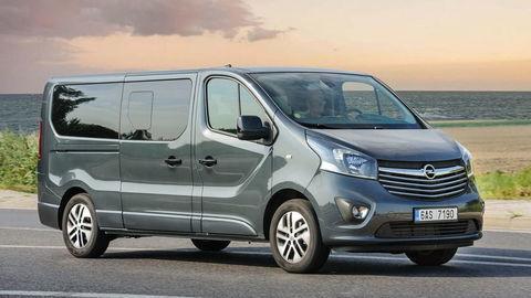 Opel Vivaro 1.6 CDTI BiTurbo: Výletník s veľkým V