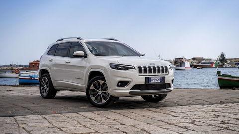Modernizovaný Jeep Cherokee v Európe už bez šesťvalca
