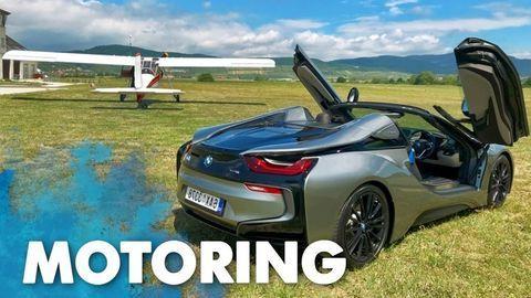 Motoring: BMW i8 Roadster, Kia Ceed kombi-kupé a parížske novinky
