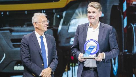 MAN získal ocenenie Truck Innovation Award