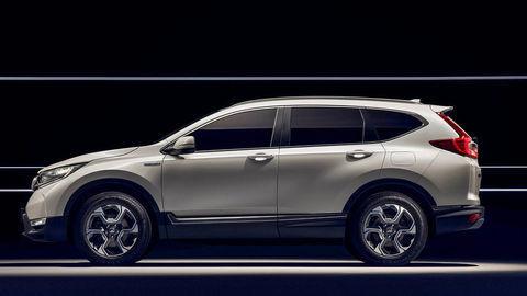 Honda CR-V Hybrid príde aj k nám, o chvíľu sa začnú prijímať objednávky