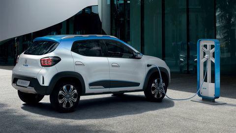 Renault ukázal dostupný elektromobil, ale cenu neprezradil