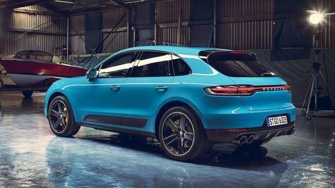 Porsche priviezlo do Paríža vynovený Macan a špecialitu pre vyvolených