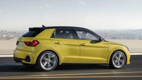 Nové Audi A1 vyráža do boja proti Mini s agresívnejším dizajnom
