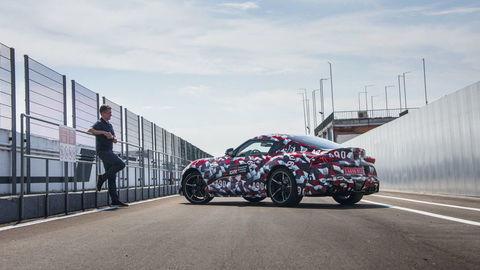 Toyota Supra: Spolupráca snov