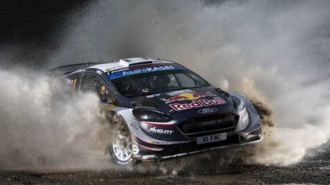 Wales Rally GB nič nerozhodla, titul získa Neuville Ogier alebo Tänak