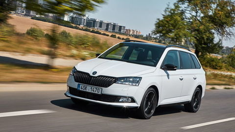 Škoda Fabia facelift: Nová Fabia je krajšia a poháňa ju iba trojvalec