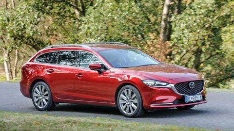 Mazda 6 2.0 Skyactiv-G: Vyladená do dokonalosti
