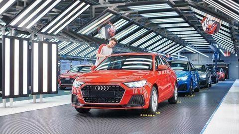 Nové Audi A1 už zo Španielska