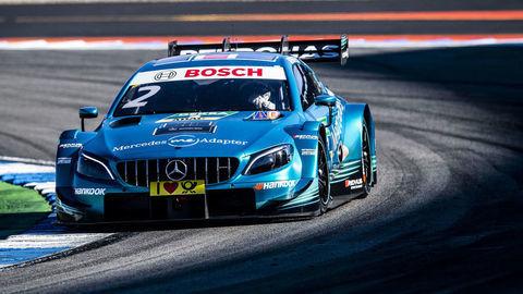 Trojité víťazstvo pre Mercedes-AMG v šampionáte DTM