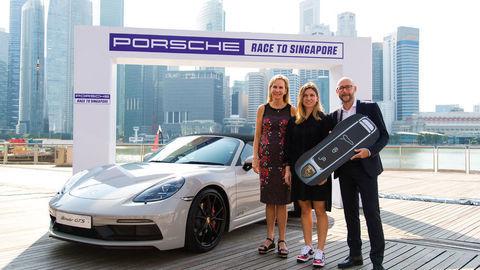 Porsche pre svetovú jednotku v tenise