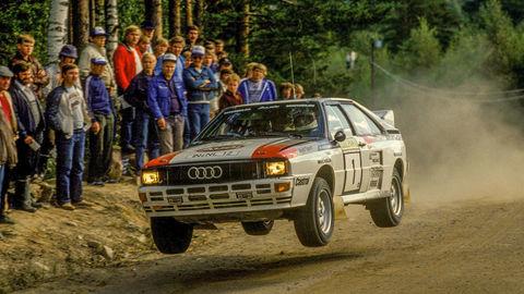 Hannu Mikkola sa stal pred 35 rokmi prvým majstrom sveta na aute s pohonom všetkých kolies.