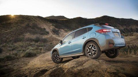 Americké Subaru XV už dostalo plug-in hybridný pohon