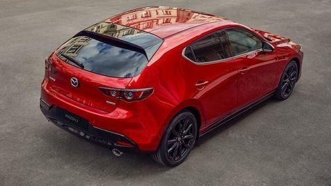 Nová Mazda3 sa predstavila v Los Angeles, bude aj pohon všetkých kolies i-Activ AWD