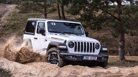 V teréne sme sa previezli s novou generáciou legendy Jeep Wrangler