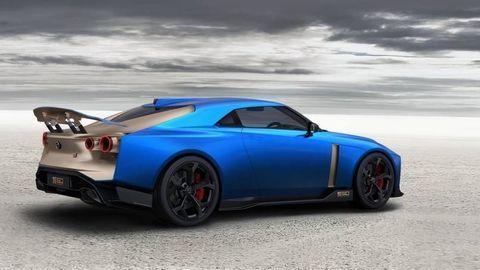 Nissan GT-R dostal taliansky dizajn a mastnú cenu 990.000 eur