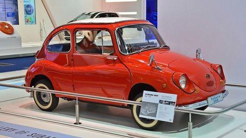 Prvé sériové Subaru má 60 rokov
