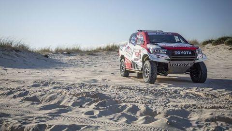 Toyota na Rallye Dakar
