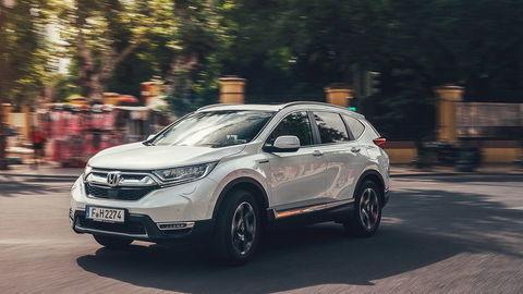 Honda CR-V Hybrid (doplnené video)