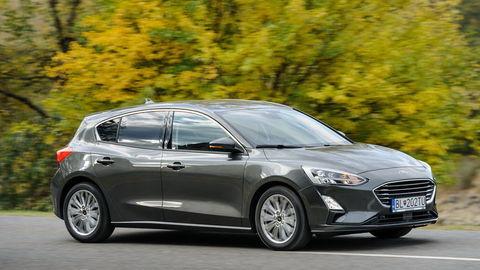 Ford Focus 1.0 EcoBoost: Famózny podvozok