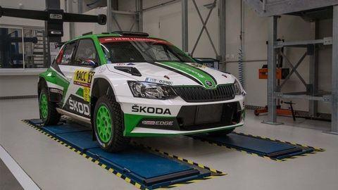 Škoda Motorsport sídli v novej budove
