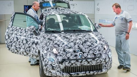 Aké novinky prinesie FIAT na budúci rok? Zdá sa, že veľa ich nebude