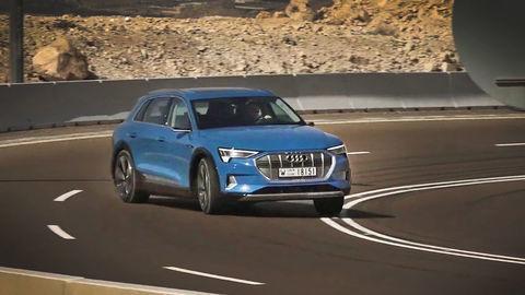 Audi e-tron: Koľko v skutočnosti prejde a ako sa jazdí s kamerami namiesto zrkadiel?